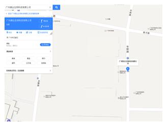 百度地图案例